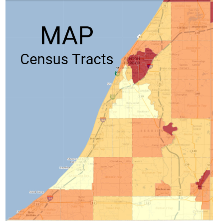 Link to Map of Census Tracts